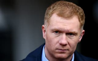 Scholes: United have to perform at Wembley