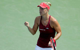 Top ranking in Kerber's sights as Cibulkova exits Cincinnati