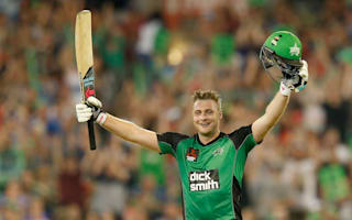 Wright runs riot as Stars triumph in front of record Melbourne crowd