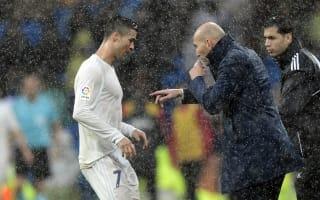 Ronaldo is back on top form - Zidane