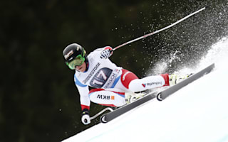 Gut spoils Vonn's perfect super-G record