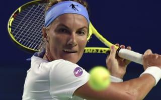 Kuznetsova snatches last WTA Finals berth with Kremlin Cup triumph