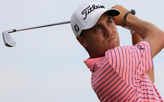 Thomas matches record as he extends Sony Open lead