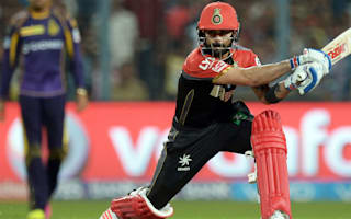 Kohli and De Villiers boost Royal Challengers' play-off push