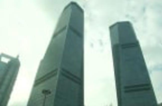 Thousands race in vertical run in Shanghai