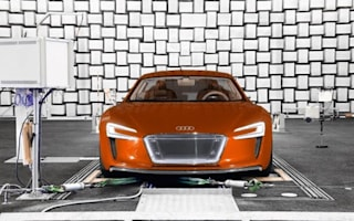 Audi looks to Hollywood for the engine note of the future