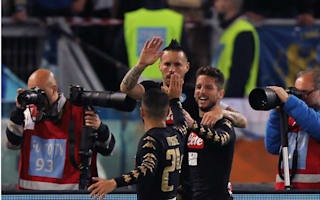 Napoli 3 Udinese 0: Mertens hot-streak continues as Sarri's men close the gap on Roma