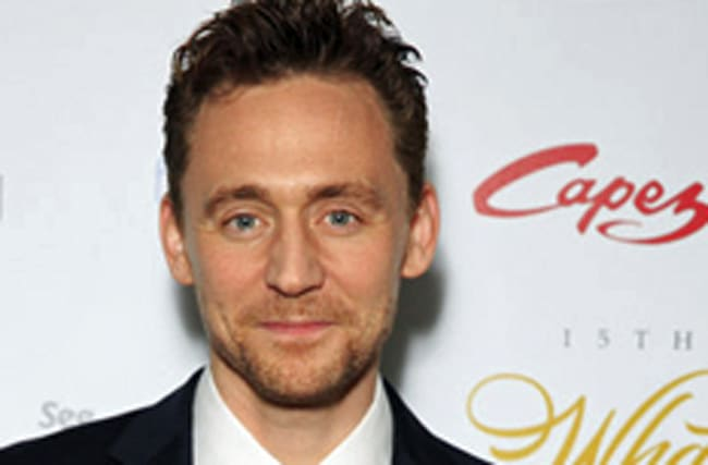 Tom Hiddleston's famous body part wins coveted annual award