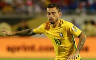 Brazil's Lucas Lima wants European move