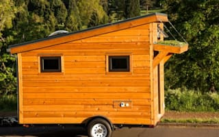 The tiny cabin: could you live in a house like this?