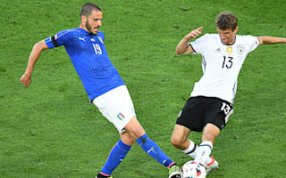 Video referees to be used for Italy v Germany