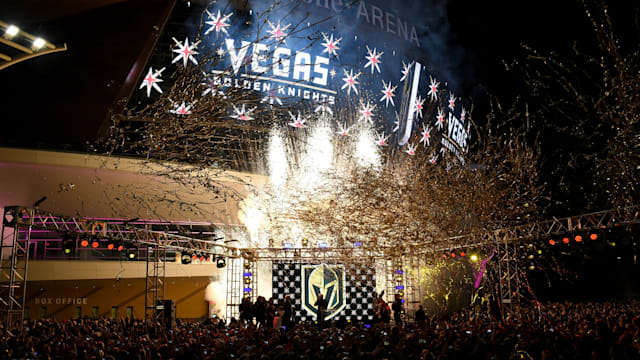 NHL's New Las Vegas Franchise to Be Named Golden Knights