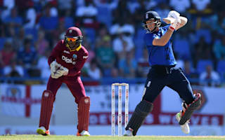 Root and Woakes guide England to series victory over West Indies in Antigua