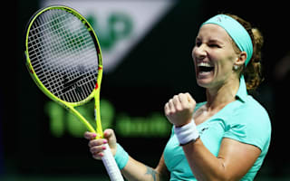 Kuznetsova revels in new-found fear factor