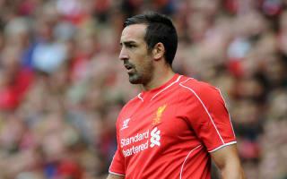 Liverpool flop Jose Enrique joins Real Zaragoza