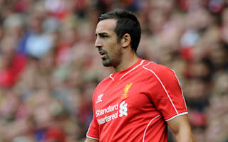 Liverpool flop Jose Enrique joins Real Zaragoza