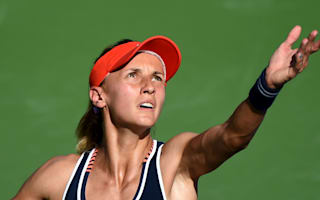 Tsurenko dumped out in Katowice, Flipkens through