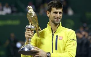 Doha masterclass as good as it gets for Djokovic