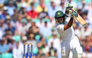 Shafiq targets 100-run lead after century