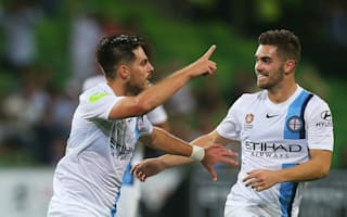 A-League Review: Adelaide go top as record-man Fornaroli fires City treble