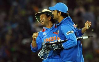 Tendulkar hails retiring captain Dhoni