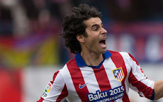 Atletico boosted by Tiago return