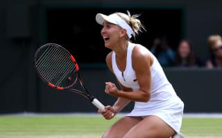 Vesnina ready for Serena challenge