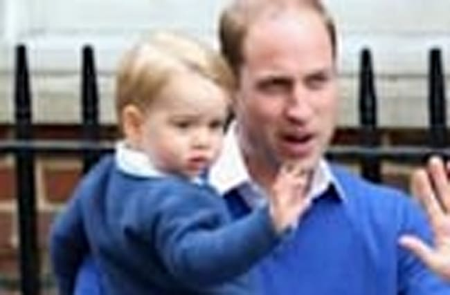 Prince William Absolutely Nails This Parenting Trick