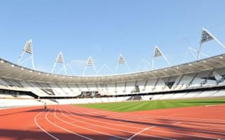 'Be creative over Olympic Stadium'