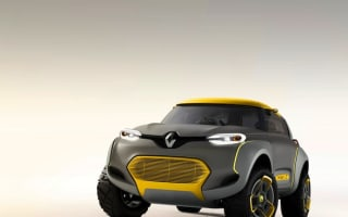 Renault Kwid concept comes complete with flying spy-drone