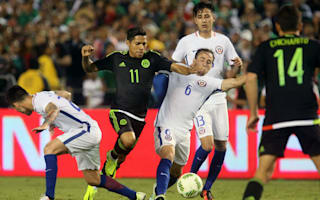Mexico v Chile: Copa America title holders vying for semi-final spot
