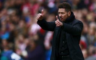 Atleti boss Simeone revels in Champions League qualification