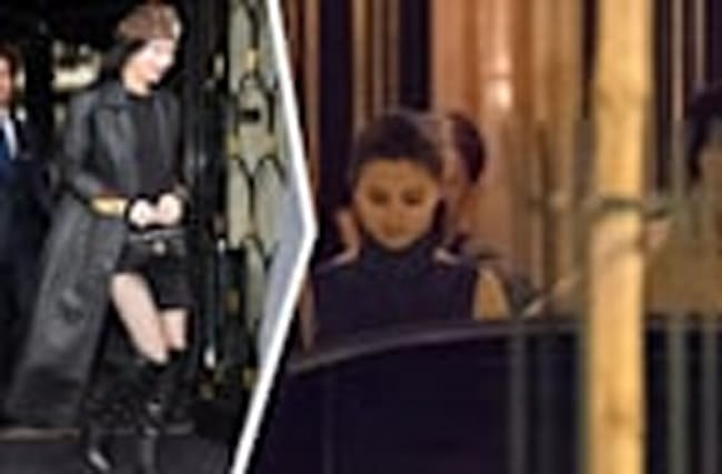 Selena Gomez and The Weeknd's Paris Vacation Could Lead To An Awkward Run In With Bella Hadid