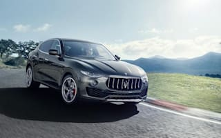 All-new Maserati Levante to make dynamic Goodwood debut