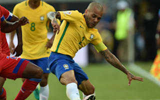 Alves: 7-1 loss to Germany in the past following Haiti rout