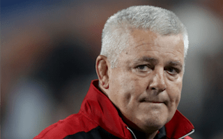 Gatland critical of fringe players after Chiefs battering