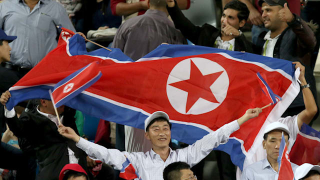 North Korea youth keeper banned for 'deliberate' goal