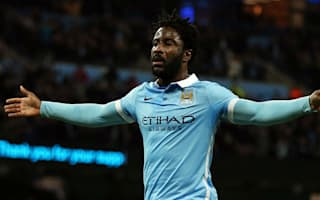 Allen relishing Bony link up