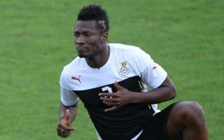 Ghana v Comoros: Gyan keen to avoid upset