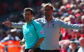 Klopp: Don't blame Milner for Liverpool's Southampton setback