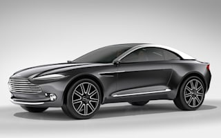 Plans to build Aston Martin DBX in South Wales will create 750 new jobs