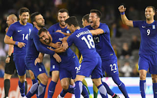 Australia 1 Greece 2: Spectacular Maniatis goal earns rare win