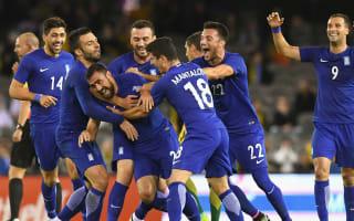 Australia 1 Greece 2: Spectacular Maniatis goal earns rare win