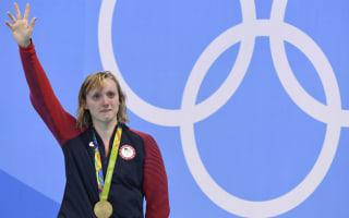 Rio 2016: Ledecky attains goals she set three years ago