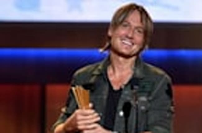 Keith Urban Through the Years