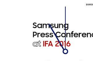 Sigue en directo la presentación de Samsung de la IFA