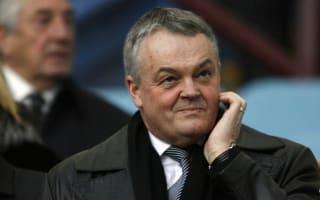 Bolton chairman Phil Gartside dies aged 63