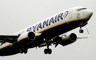 Ryanair launches 12 new routes