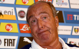 Ventura close to tears on first day of Italy training