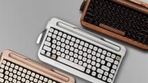 Penna, el teclado retro que emula a las máquinas de escribir